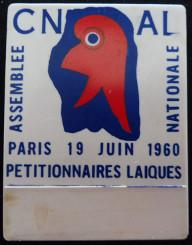 19 juin 1960 badge 245x192