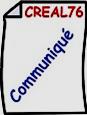 Creal communique