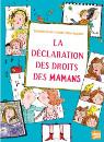 La declaration des droits des mamans 130x95