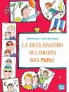 La declaration des droits des papas 130x98