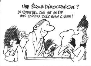 Une ecole democratique 300x218