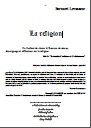 Vignette brochure lareligion bernardlevasseur 2015